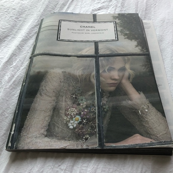 CHANEL Other - Chanel sunlight in Vermont book (vintage)